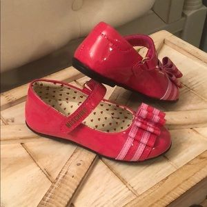 New Moschino shoes size 23 which is 7.5t